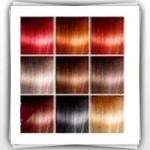 فرمول مدل رنگ موی کره عسلی