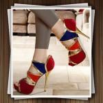 مدل های کفش پاشنه بلند مجلسی شیک 2013