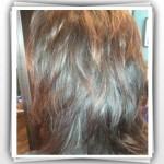 فرمول مدل رنگ موی ماسه ای
