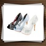 مدل های شیک کفش عروس 92