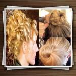 جدیدترین آموزش مدلهای شینیون موی زنانه و دخترانه ۹۲