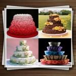 مدل کیک عروسی ۱۳۹۲