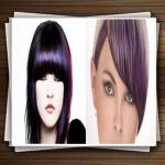 روشهای جدید برای ثابت ماندن رنگ موی بنفش