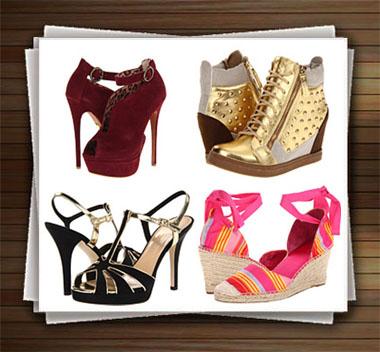 مدل کفش  مدل کفش عروس  مدل کفش اسپرت  بیش از 40 مدل تصویر کفش های اسپرت و زنانه