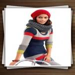مدل بافت لباس زنانه و دخترانه ۲۰۱۴