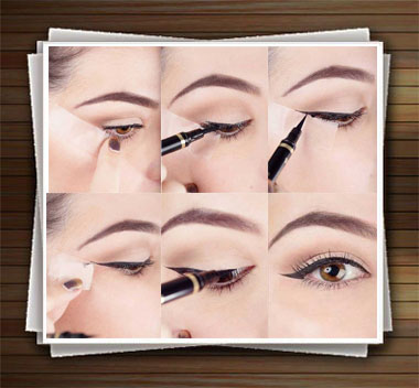How-to-draw-liquid-eyeliner-niceiran.ir